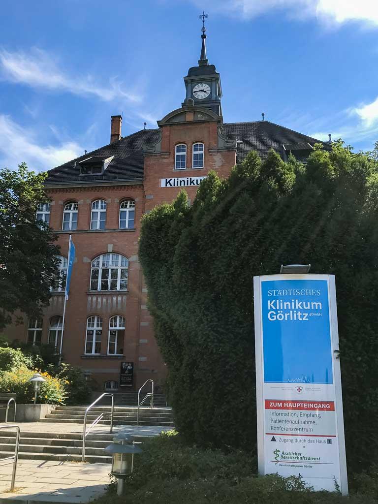 Städtisches-Klinkum-Görlitz